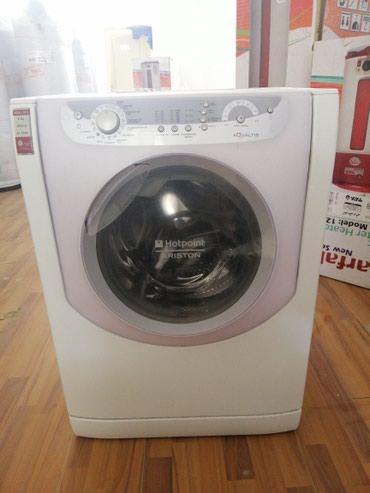 Bakı şəhərində Avtomat Washing Machine Hotpoint Ariston 7 kq.
