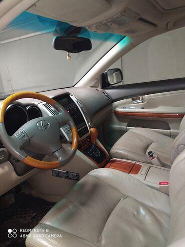автомобильные шины для внедорожников в Кыргызстан: Lexus RX 3.5 л. 2006 | 215000 км