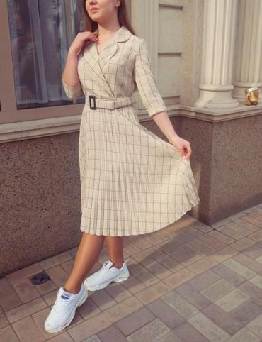 Платье плиссе . Распродажа .Скидка 43% Новое в Бишкек