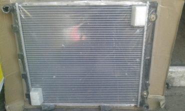 Радиатор мерс 124кузов дизель обьем 3куба В наличии в Бишкек