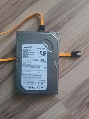 Sərt disklər və səyyar vincesterlər - Azərbaycan: Hard disk 160 gb  Sata islekdir problemsiz