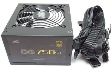 Продаю DEEPCOOL DQ750ST Power Unit DEEPCOOL DQ750ST 750W 80 PLUS® GOLD