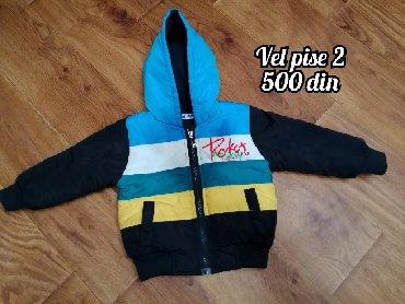 Dečije jakne i kaputi | Sombor: Polovna jakna za decake, vel pise 2