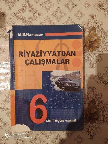 namazov - Azərbaycan: Riyaziyyat(Namazov) 6ci sinif