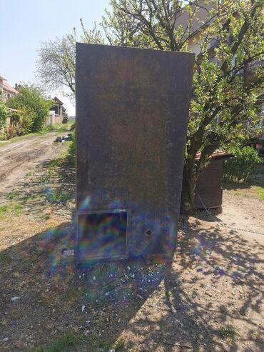 Metalna cisterna za naftu,vodu. 3000 L