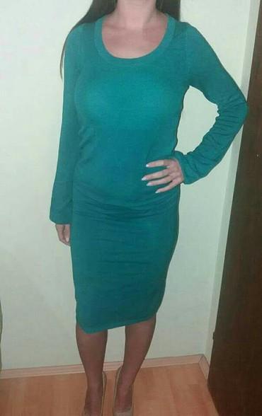 Haljine - Sabac: Dzemper-haljina bukvalno nova. Univerzalna velicina
