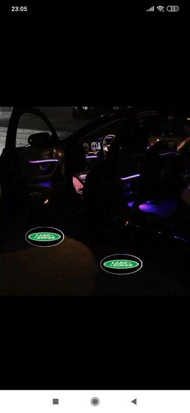Avtomobil üçün qapı altı loqolar satılır. Land Rover,Land Cruiser, Nis
