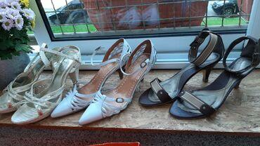 Ženska obuća | Crvenka: Sandale br.40 super očuvane sve tri para za 2000