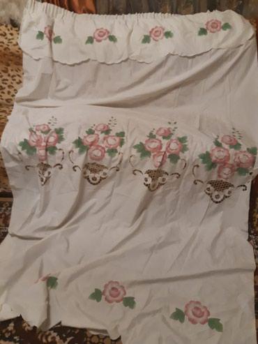Продаю шторы Корея качество отличное 2 в Бишкек