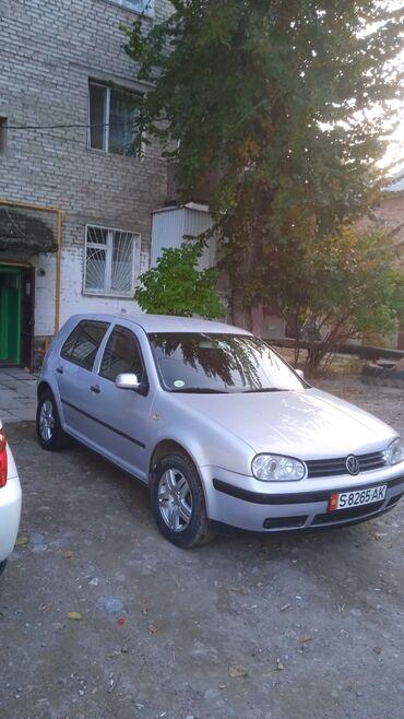 гольф 2 in Кыргызстан   АВТОЗАПЧАСТИ: Volkswagen Golf 1.6 л. 2000