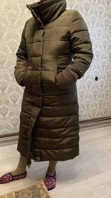 Продаю женскую зимнюю куртку купили не подошел размер размер