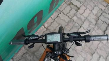 велосипед малыш в Кыргызстан: Электровелосипед,48v,12ah,запас хода 35-50 км,размер колес27.5 дюйма