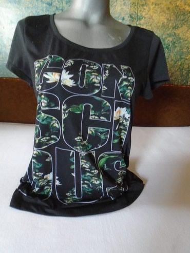 Dve H&M majice. H&M majica iz kolekcije Conscious, S velicine, - Belgrade