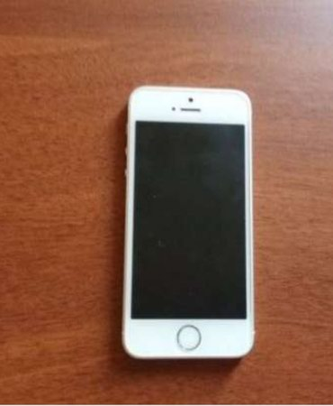 Apple iphone 5s16 gb срочно срочно срочно в Кара-Балта