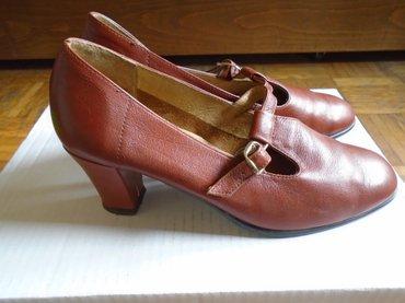 Veoma udobne, lepe i elegantne kožne cipele, poznatog po kvalitetu - Beograd