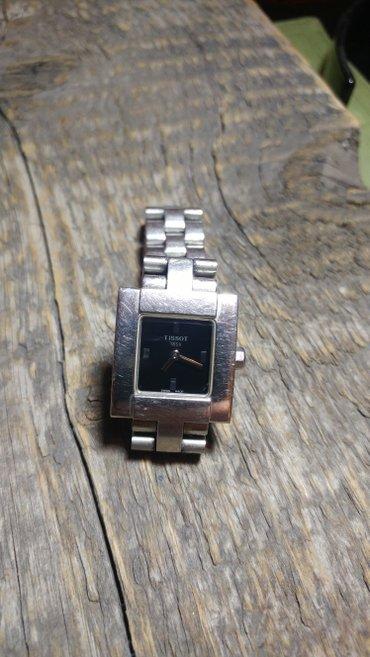 tissot pr100 automatic в Кыргызстан: Продам часы tissot 1853, original, кварцевые, женские