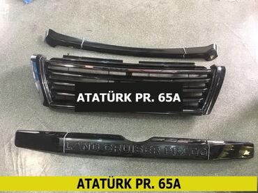 arxa stoplar bu gx 470 - Azərbaycan: Toyota Prado 2015 radiator barmaqlığı və arxa sablesi4500 modelə yaxın