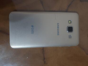 Samsung galaxy a3 - Азербайджан: На запчасти Samsung Galaxy A3 2016 Молочный
