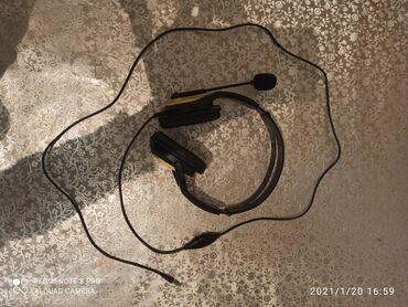 микрофон наушник в Азербайджан: Adı PLO-GM704 9 D HOLOGRAPİCH SOUND istəyən araştıra bilər yaxşı maldı