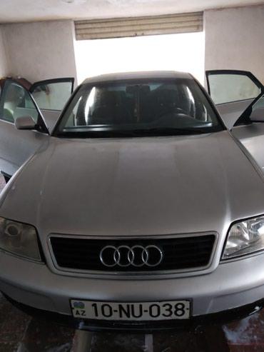 Bakı şəhərində Audi a6 1998 il 2800 motor. ilkin odenis 4400azen 6 ay 500 azen
