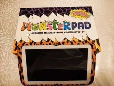 Электроника - Нарын: Продаю детский планшетный компьютер MonsterPad, операционная система