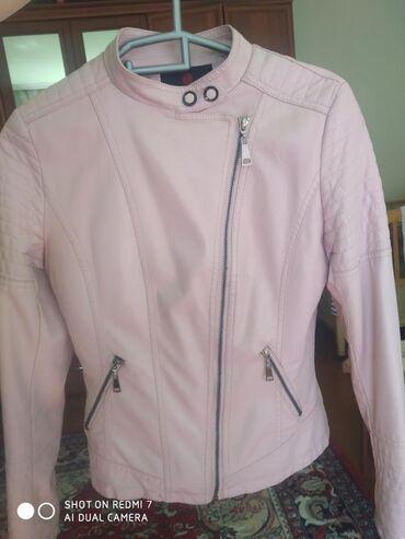 Куртки - Кок-Ой: Косуха практически новая(размер не подошёл,великоват)Размер