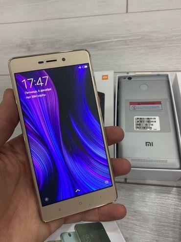 xiaomi mi 10 pro цена в бишкеке в Кыргызстан: Новый Xiaomi Redmi 3 Pro 16 ГБ Серый