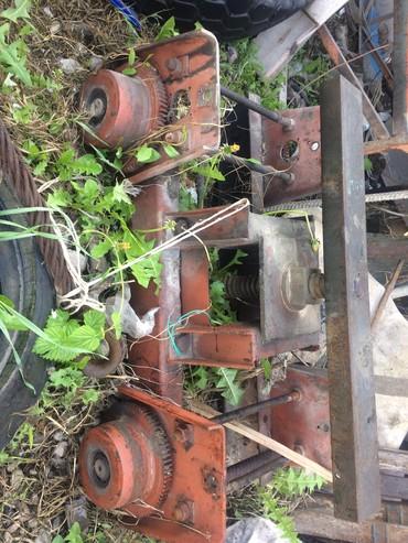 Раскатачьный станок для калёсных трактаров в Кант
