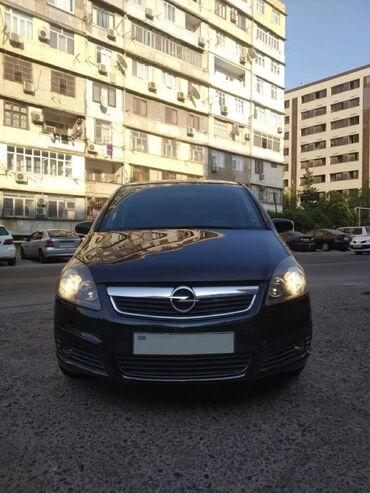 Opel Zafira 1.9 l. 2007 | 5555555 km