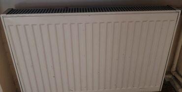 Kombi radiator 0.6m-32azn 0.5m-27azn az işlənmiş radiator istilik