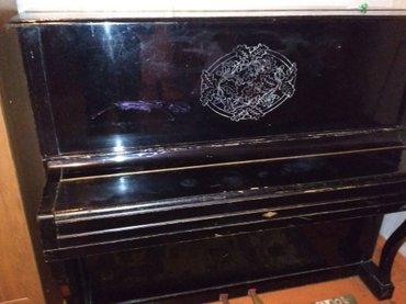 Продаю пианино в Кемин