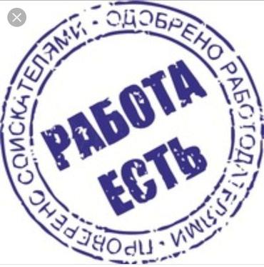 Требуется оператор. График работы с 10:00-18:00, 5/2 в Бишкек