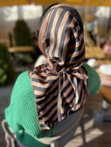 павлопосадские платки бишкек in Кыргызстан   ГОЛОВНЫЕ УБОРЫ: В наличии стильные платки  Турция
