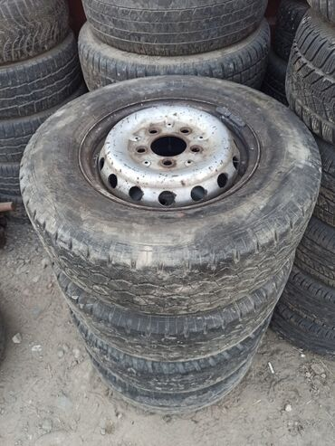 Женские трусики c стринги - Кыргызстан: Резина 225 / 70 / R15 C  Общий комплект