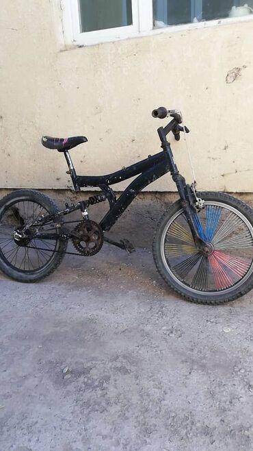 Спорт и хобби - Джал мкр (в т.ч. Верхний, Нижний, Средний): Продаю велосипед без вложений