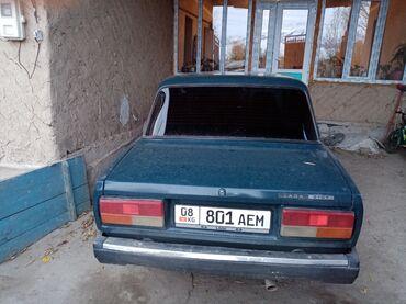 ВАЗ (ЛАДА) 2107 1.6 л. 2007 | 61475 км