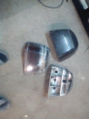 на гольф 3 фары задние тонированые  у одного сломано стекло  in Бишкек