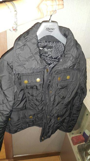 Gödəkçələr Sumqayıtda: Куртка демисезонка.как новая.размер 38
