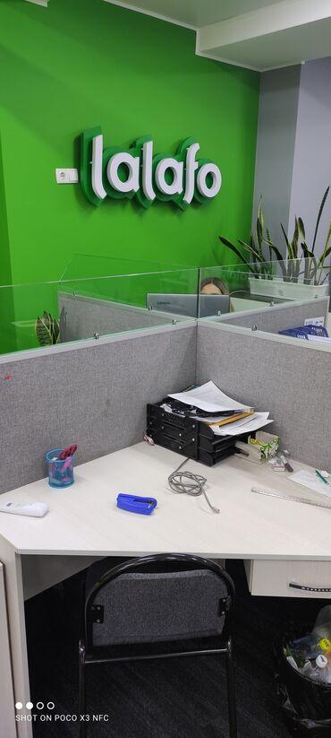 1141 объявлений: Стол офисный (островок), очень удобный, прекрасно подойдёт для любого