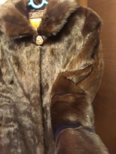 Продаю норковые шубы размер не подошёл покупали очень дорого в Бишкек