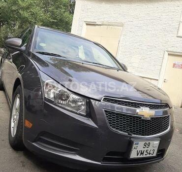 Chevrolet - Azərbaycan: Chevrolet Cruze 1.4 l. 2011 | 171000 km