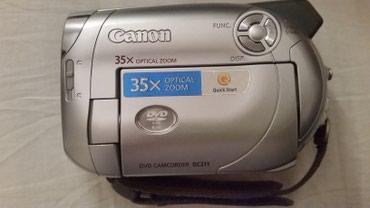 CANON DVD CAMCORDER DC211 kupljena u Nemačkoj - Belgrade