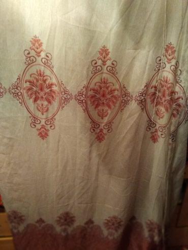Б/у штора длина: 2.5 метров ширина: 5 метров отдам за 300с в Бишкек