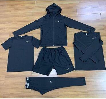 мужские шорты в Кыргызстан: Комплекты Nike 5/11.Рэшгард2.Футболка3.Ветровка4.Шорты5.Лосины2499сом