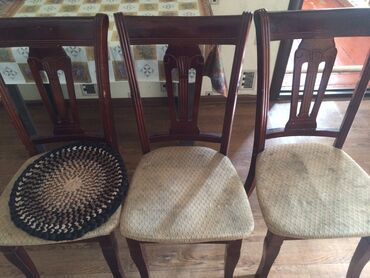 Стулья:комплект из 6 стульев