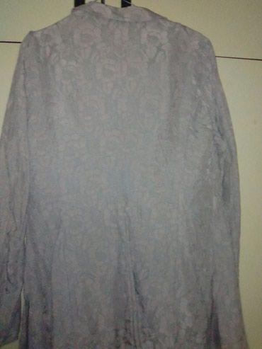 Komplet,pantalone I duzi sako od svilenkastog mayerijala.Veoma - Kragujevac