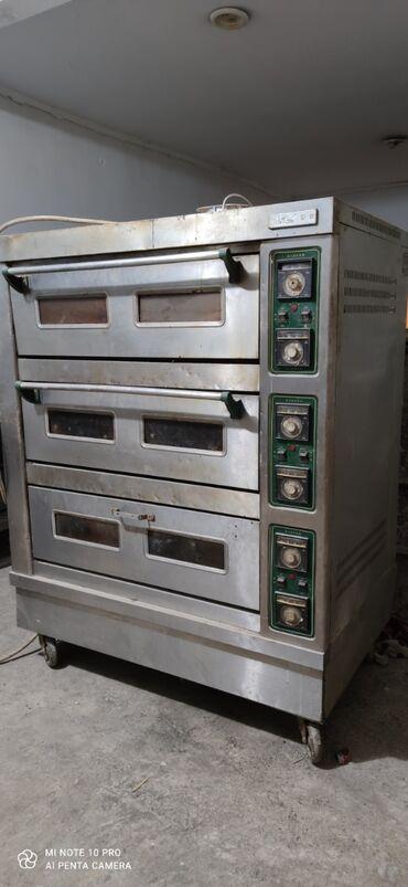 банк тестов в Кыргызстан: Жарочный шкаф. Хорошее