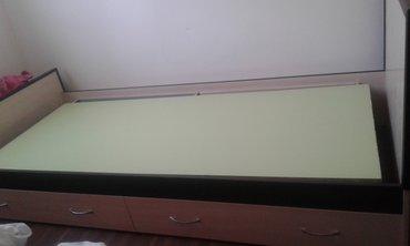 Продаю  новую кровать с матрасом новый в Бишкек
