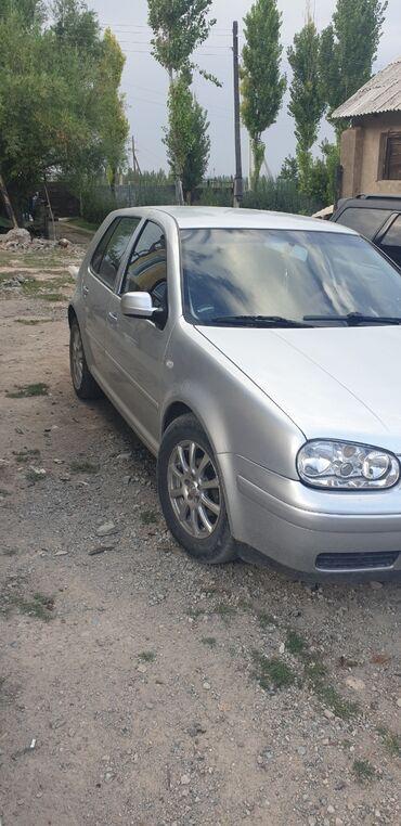 продажа авто гольф 4 в Кыргызстан: Volkswagen Golf 1.6 л. 2003   330000 км
