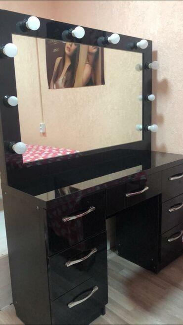 зеркало в комнате в Кыргызстан: Визажный зеркала Продается!!!